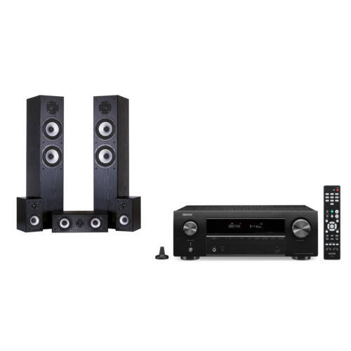DENON AVR-X550BT + WILSON CINEMATIC 5.0 SZETT